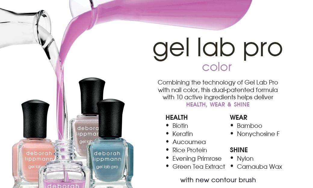 Gel Lab Pro color - Deborah Lippmann