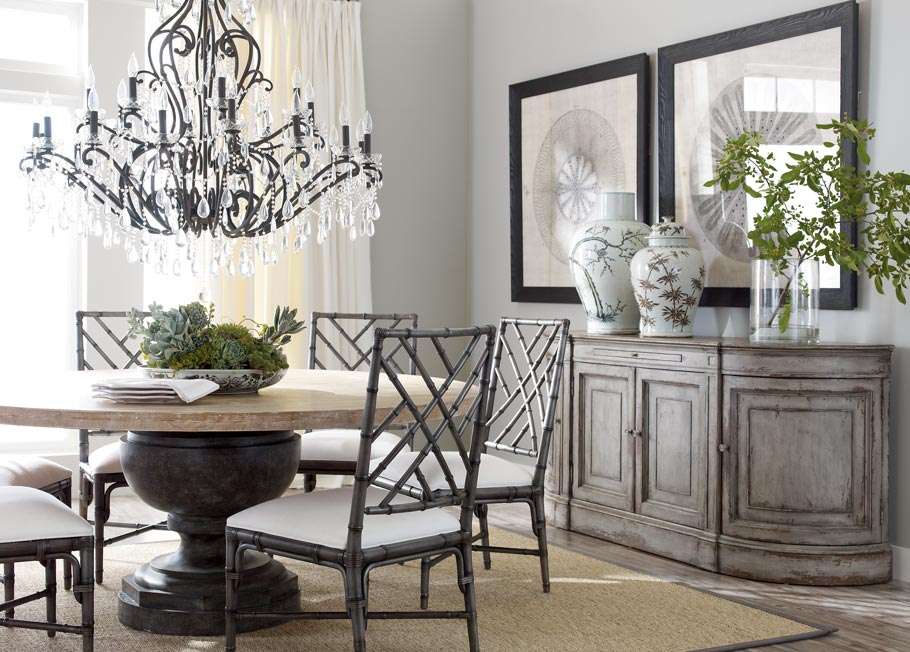 Isn\'t It Romantic Dining Room | Ethan Allen | Ethan Allen