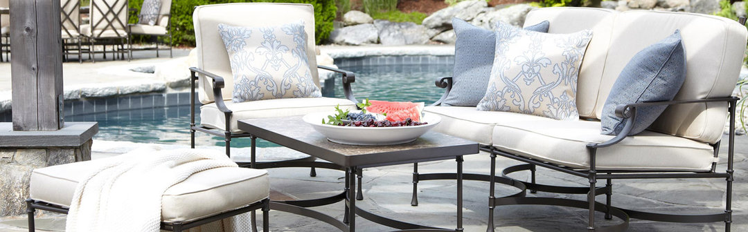 OUTDOOR. roominspiration_outdoor_fw - Shop Outdoor Furniture Ethan Allen