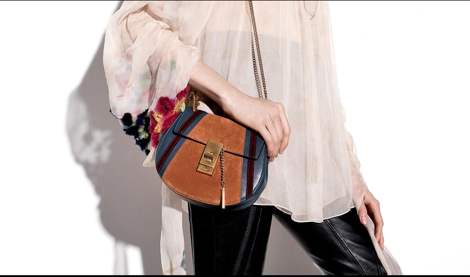 chloe cary shoulder bag
