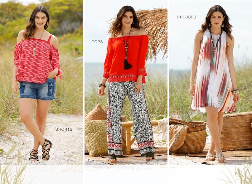 Plus Size Women's Clothing | Cato Fashions
