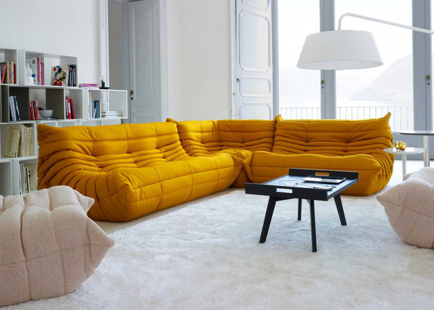 togo sofa ligne roset thesofa. Black Bedroom Furniture Sets. Home Design Ideas