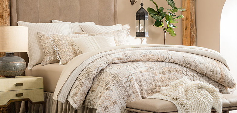 Alayna Moroccan Bedding Rug Collection Annie Selke