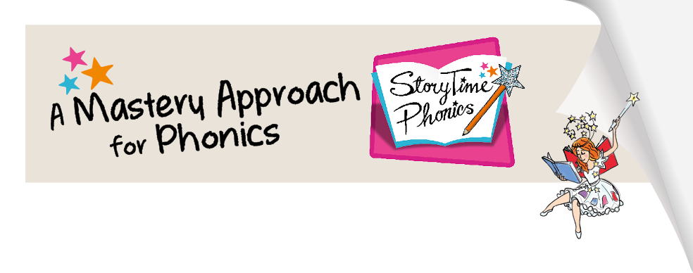 StoryTime Phonics Title