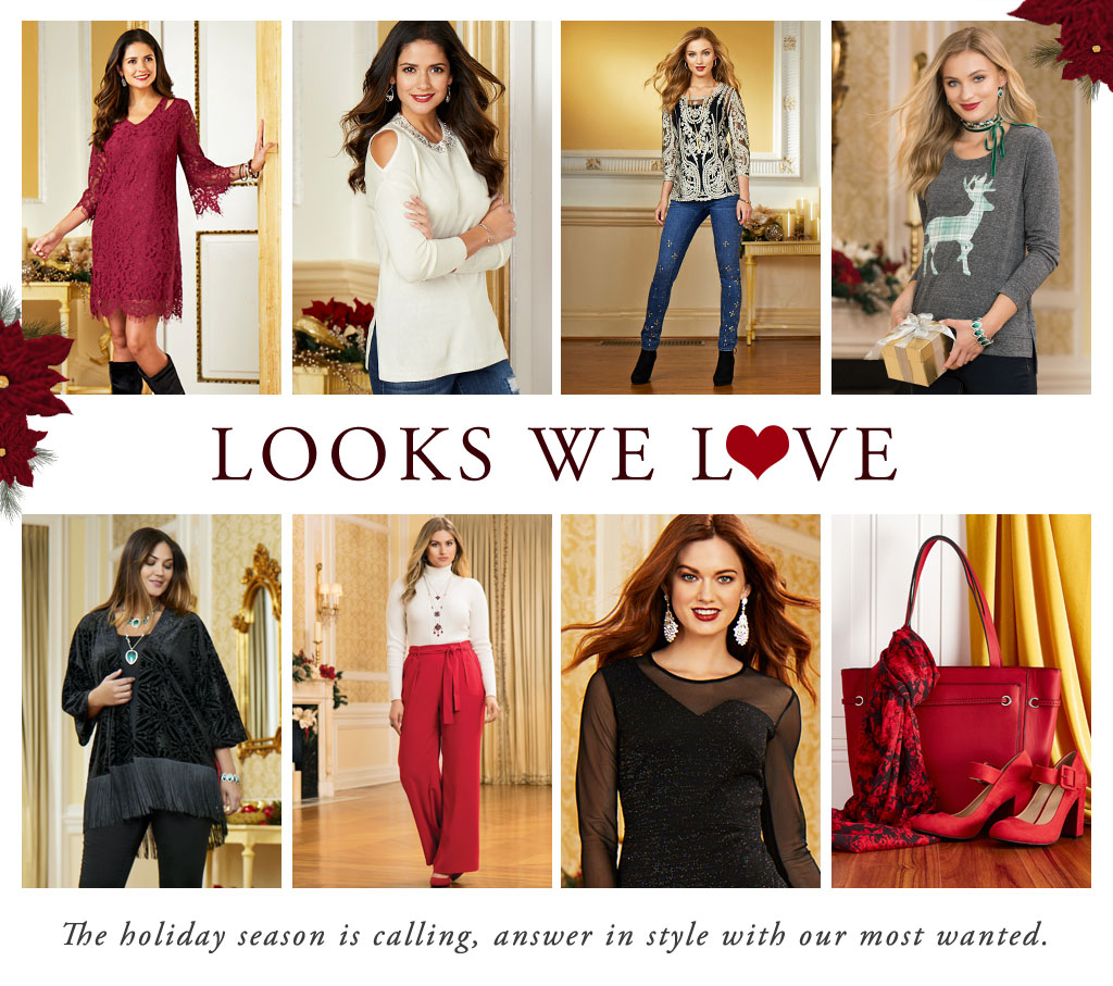Cato fashions careers - Cato Fashions Look We Love The Holiday Season Is Calling Answer In Style With
