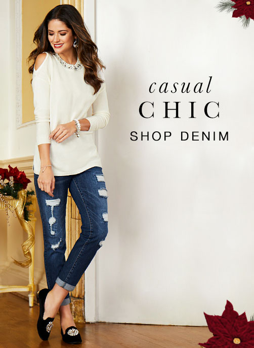 Shop Cato Fashions For Casually Chic Jeans