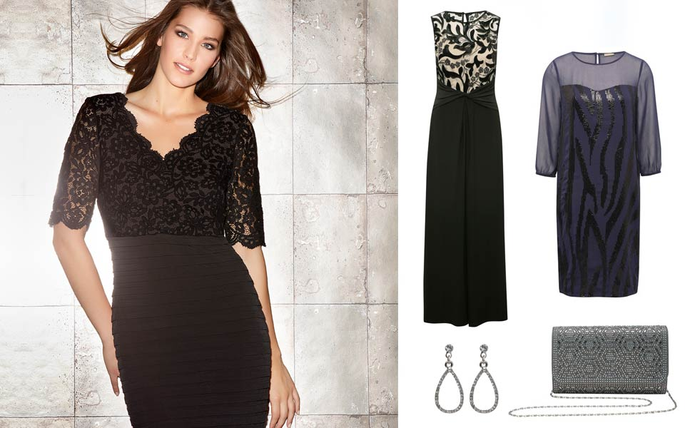Wedding Style Guide | What To Wear To A Winter Wedding | M&Co