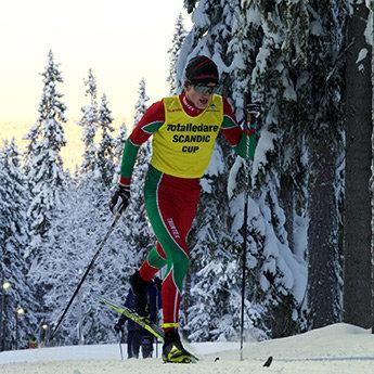 Bjørn Dæhlie Nordic Cross Country Ski Jakke