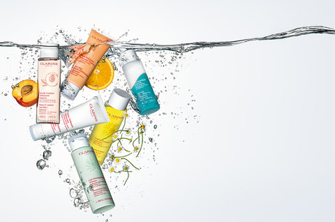 Lets Talk Cleansing Quiz - Clarins