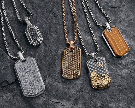 Pendants mens david yurman pendants hero 750x600 chains pendants aloadofball Image collections