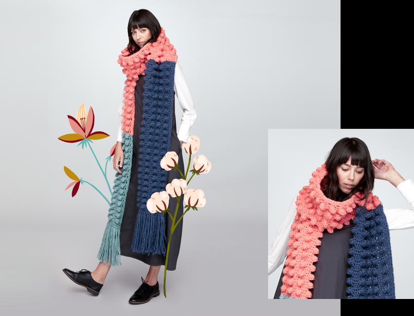 free-knitpattern-bigbobblescarf