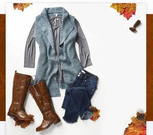 da5c13d1f86 Fall Sweater Style 101