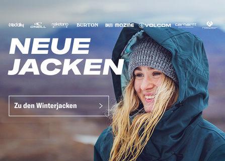 15d51a787b01 Damenjacken • Windbreaker • Regenparka günstig online kaufen ...