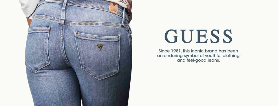 hot sale online f0bf2 25487 Buy GUESS Jeans, Clothing & Accessories in Canada | Bootlegger