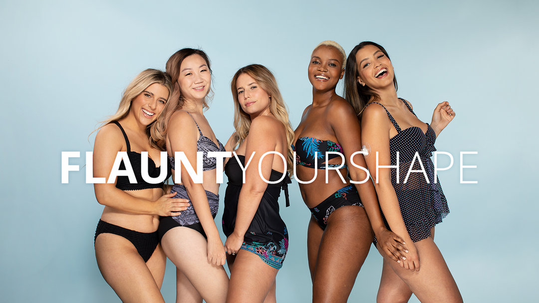 8d75002a7b A well-made, perfect-fitting swimsuit has the power to evoke confidence and  self-assurance. The Flaunt Your Shape campaign spearheaded by Coco Reef  Swim and ...