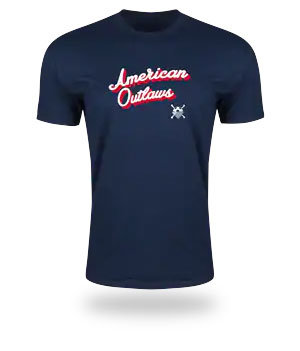 Official American Outlaws Jerseys (kits), T-Shirts & more