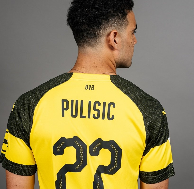 4c24e24783f Official Christian Pulisic Soccer Jerseys, T-Shirts & More - Shop Now