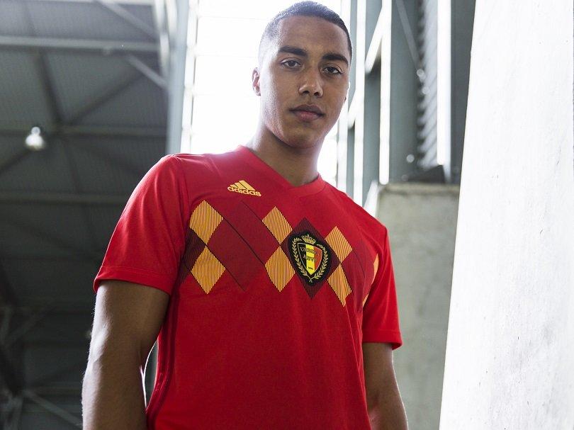 695bd9f0843 Official Belgium National Team Soccer Jerseys, T-Shirts & more ...