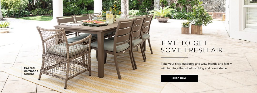 City Furniture Outdoor Feature Raleigh Dinning 1920x700