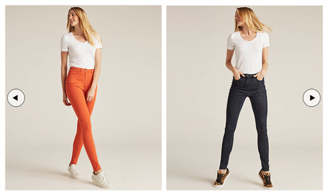 8c8375c76356 Our guide to the best jeans for tall women