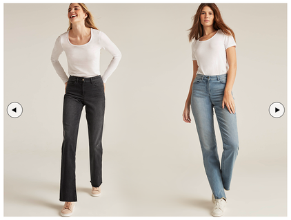 3c0d545f21d Our guide to the best jeans for tall women