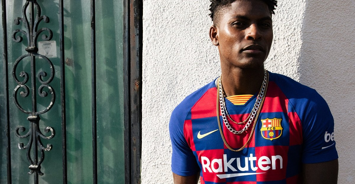 05ee8754a Official FC Barcelona Jerseys (kits), T-Shirts & more Gear ...