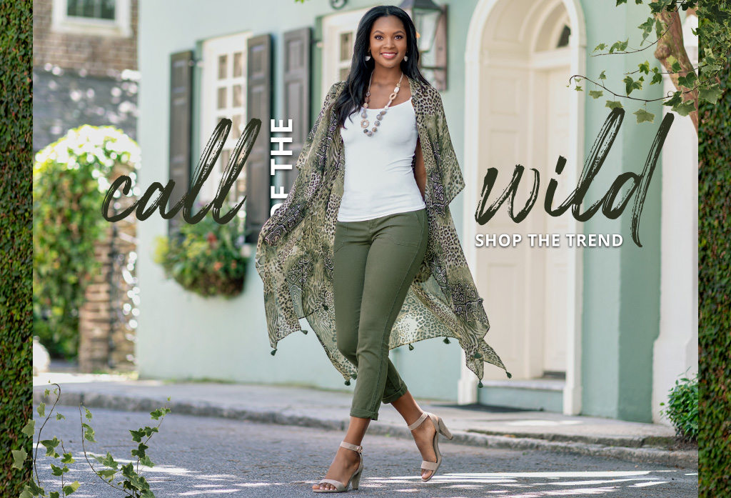 112b3940e3 Call of the Wild. Animal prints are the hottest summer trend! Shop animal  prints