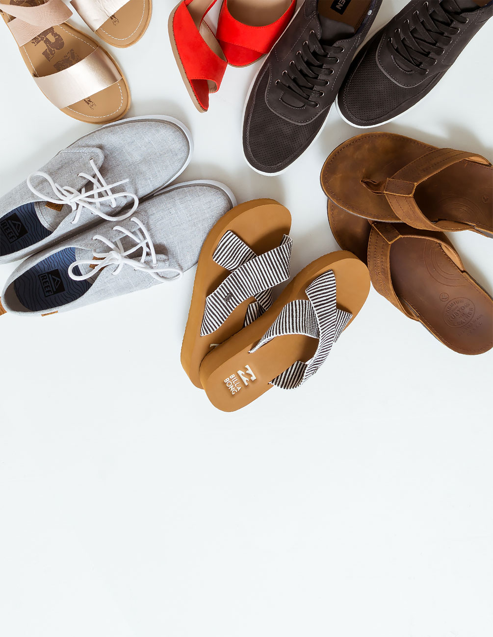 b62e6a262e New styles of summer shoes from Buckle. SHOP WOMEN