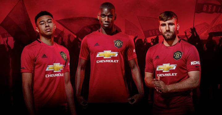 Official Manchester United Jerseys & Gear | World Soccer Shop