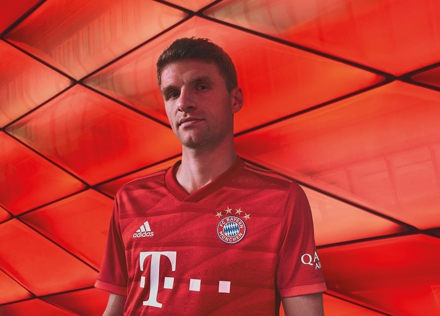 huge discount bbee0 c85c4 Official Thomas Muller Soccer Jerseys & More - Shop Now