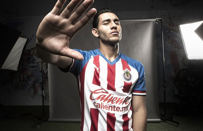 premium selection 7e19e a1395 Official Chivas Jerseys, Shirts & Gear | World Soccer Shop