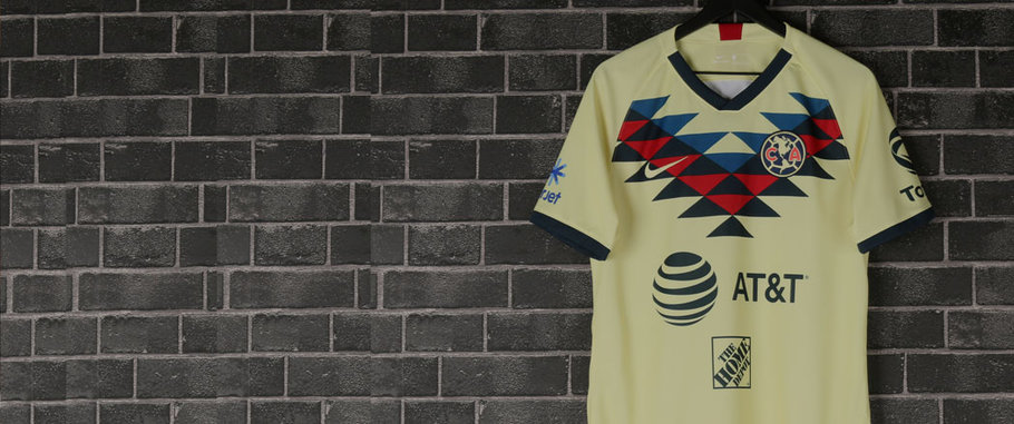 premium selection 2f066 5acfb Official Club America Jerseys, Shirts & Gear | World Soccer Shop