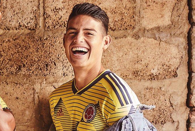sale retailer d51c2 7d495 Official James Rodriguez Soccer Jerseys & More - Shop Now