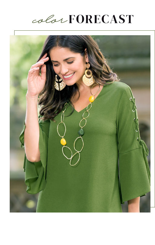 4da240105b9b A solid choice is in the color forecast. Shop Tops