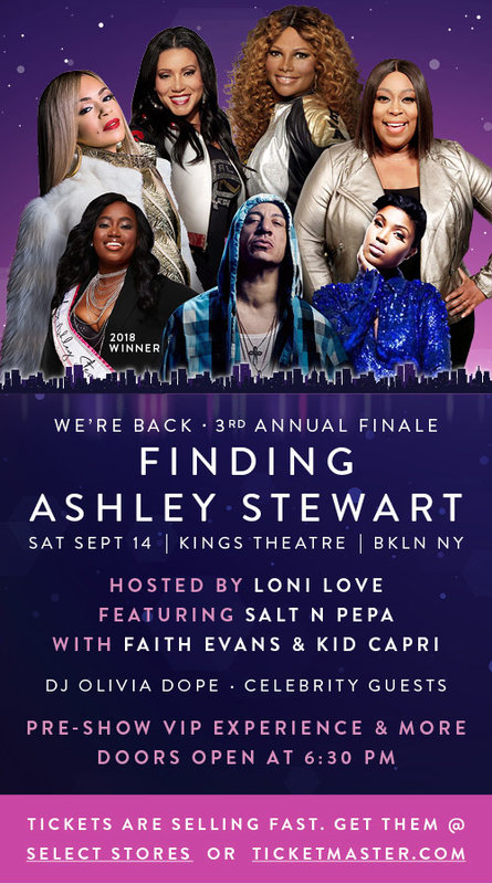 Finding Ashley Stewart 2019 | Contest Info and Tour Dates