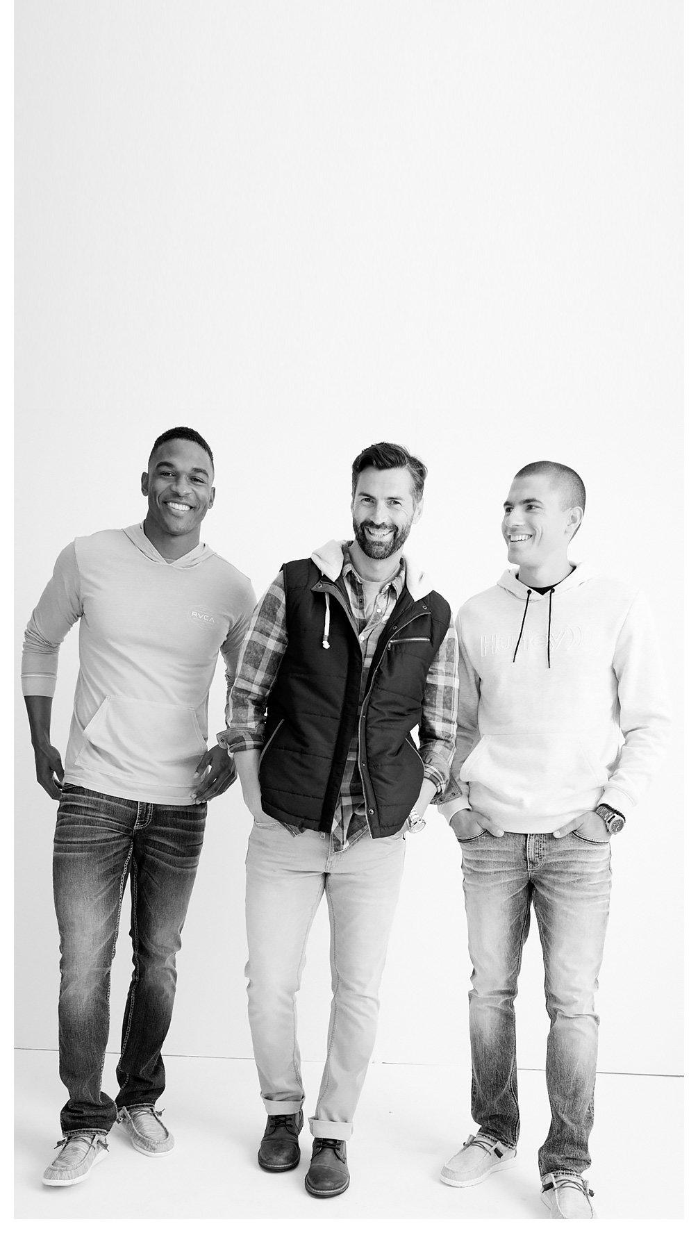Men's Clothing & Apparel | Buckle