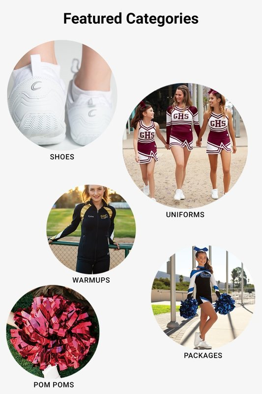 Quality Cheer Uniforms, Cheer Apparel, and Cheer Clothes at