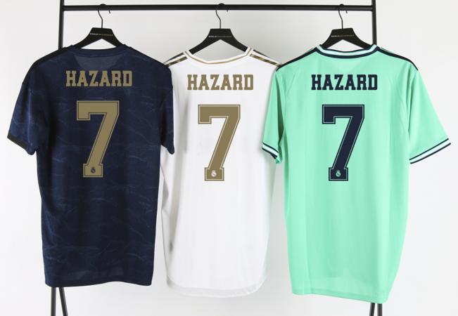 new product af9c0 a5514 Official Eden Hazard Jerseys   World Soccer Shop