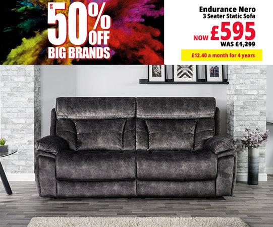 Sensational Endurance Sofa Range Fabric Recliners Scs Download Free Architecture Designs Embacsunscenecom