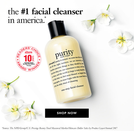 Skin Care, Fragrances, and Bath & Body Gifts | philosophy