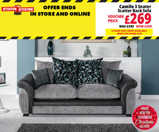 Fabric Sofas for Sale, up to 50% Off