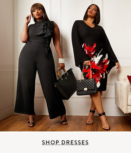 Ashley Stewart | Plus Size Clothing, Dresses, Jeans & More ...