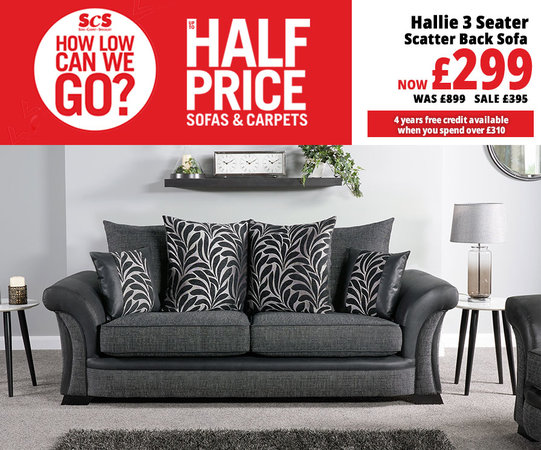 Fabric Sofas For Up To 50 Off