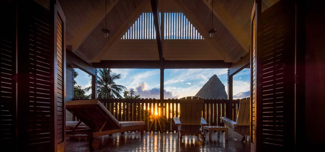 Rabot Hotel: Hotel Chocolat, Soufriere, St. Lucia