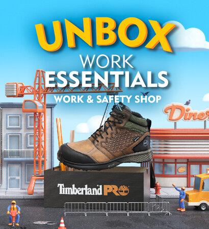 Steel Toe Work Boots, Non Slip Shoes, \u0026