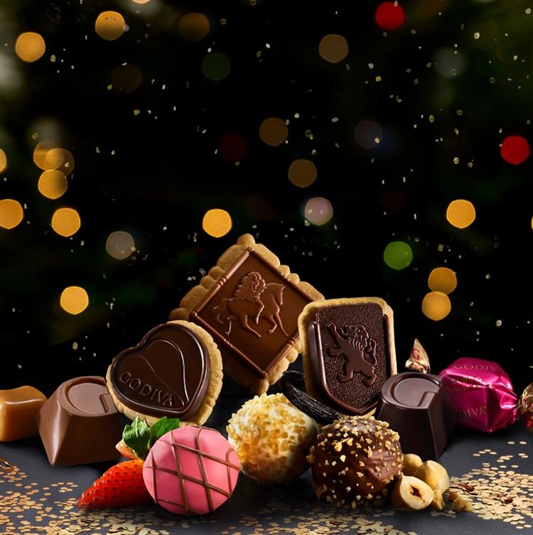 godiva choklad stockholm