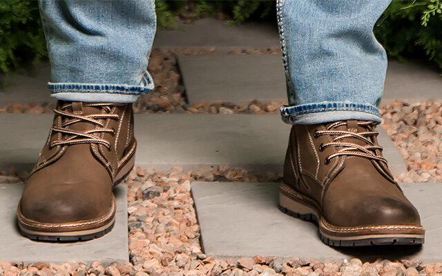 Men's Boots   Buckle