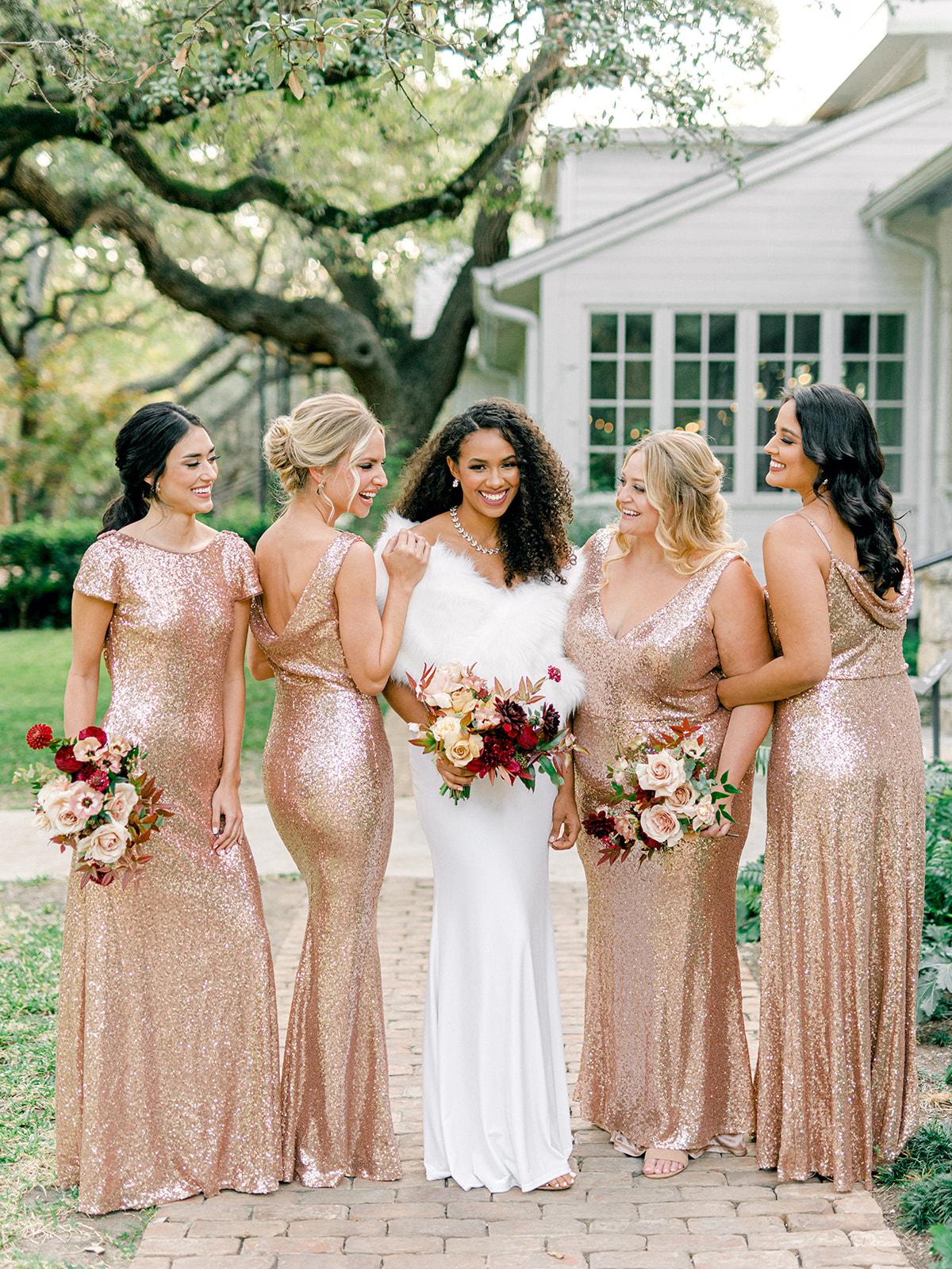 Sequin Bridesmaid Dresses   Sequin Dress Collection